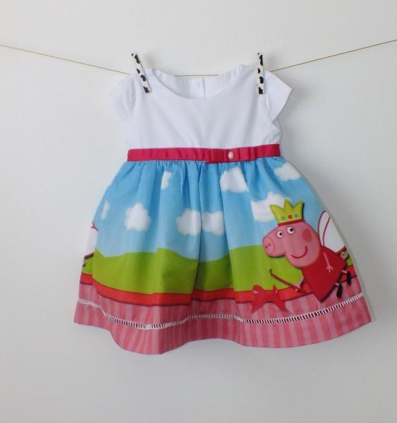 bafcaeb39 Mimo Mundo Infantil :: Vestido Peppa Pig