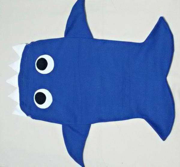 tubarão cobertinha